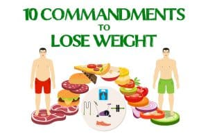 how to lose weight fast and sustainably