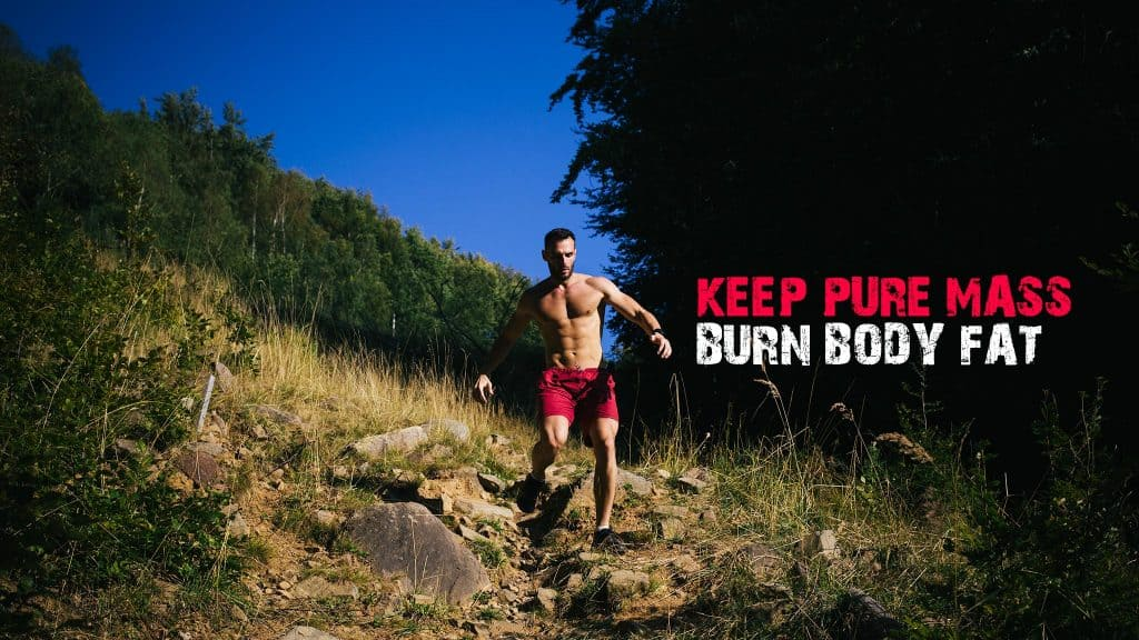 Keep Muscles and Burn Body Fat