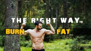 ways to burn body fat