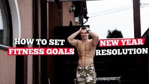 new year resolution fitness goals